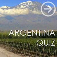 Argentina Wine Quiz