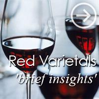 Red Grape Varietals - in brief